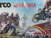 Serco Yamaha team poster