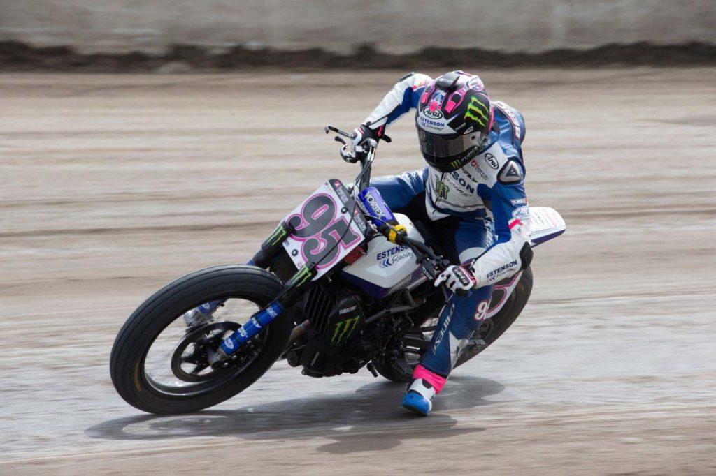 Yamaha MT Flat Track JD Beach