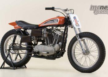 Harley Davidsonl XR dirt track RHSjpg