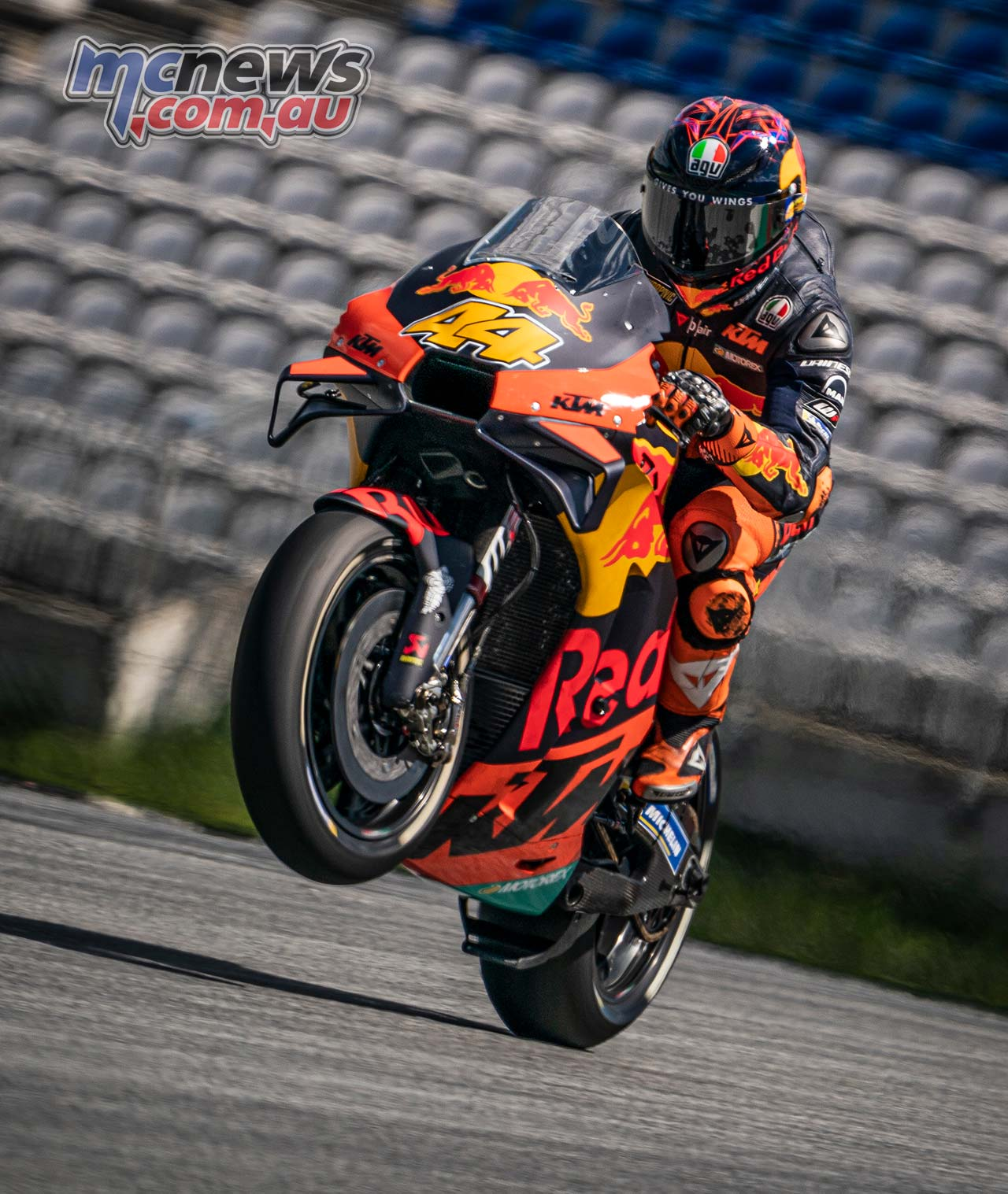 Ktm Motogp Back In Action At Red Bull Ring Motorcycle News Sport And Reviews
