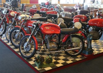 Amazing collection of motorcycles to go under the hammer