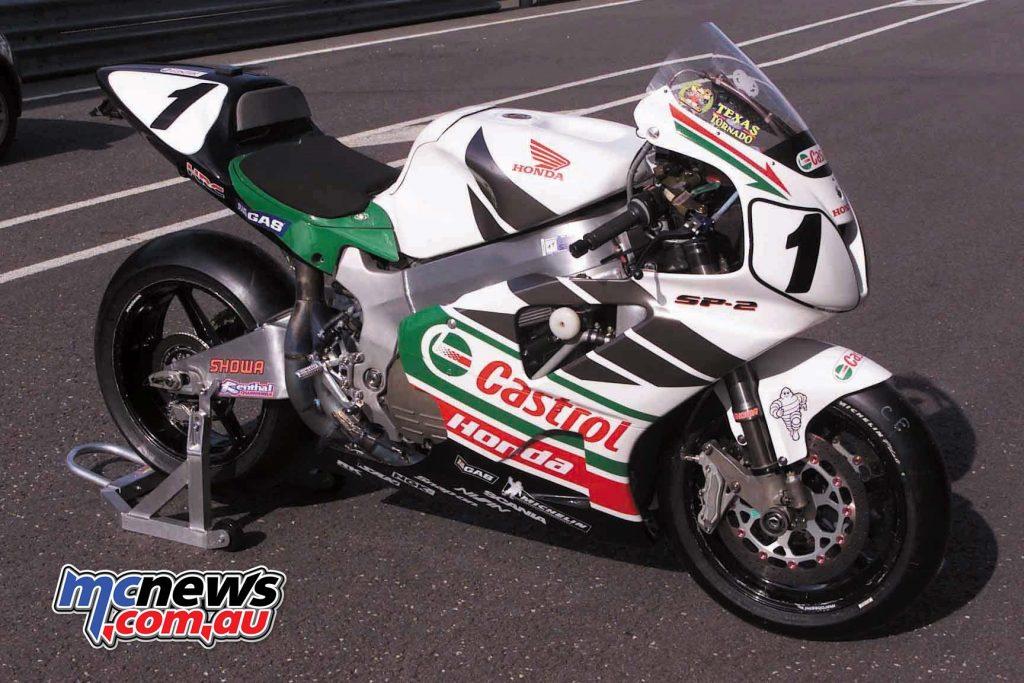 Honda RC VTR SP SP