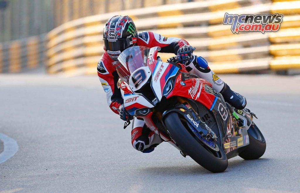 Ian Hutchinson Macau GP
