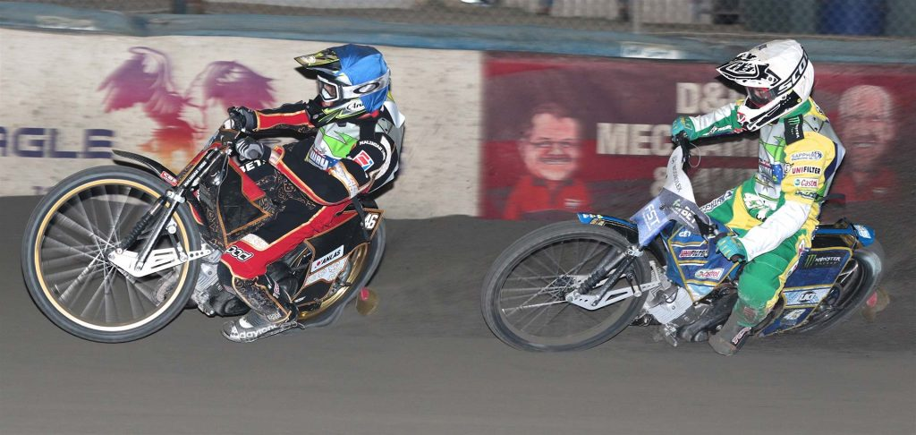 Max Fricke and Jack Holder