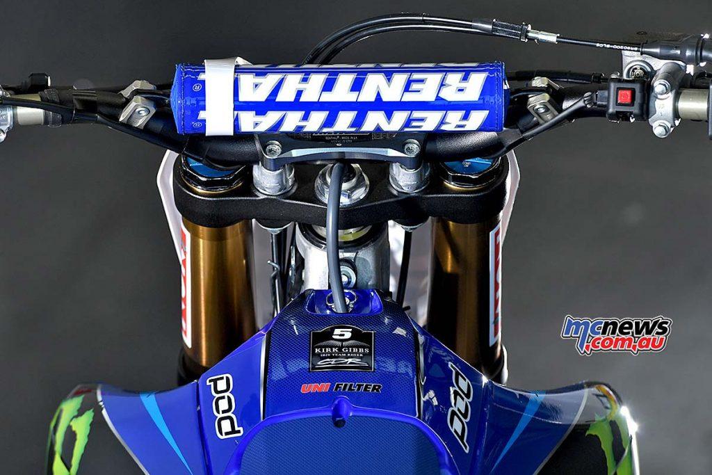 Yamaha YZF CDR