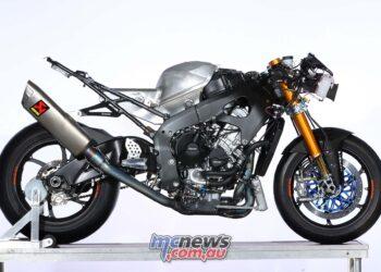 British Superbike Fireblade SP