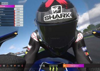 Lorenzo wins British Virtual GP
