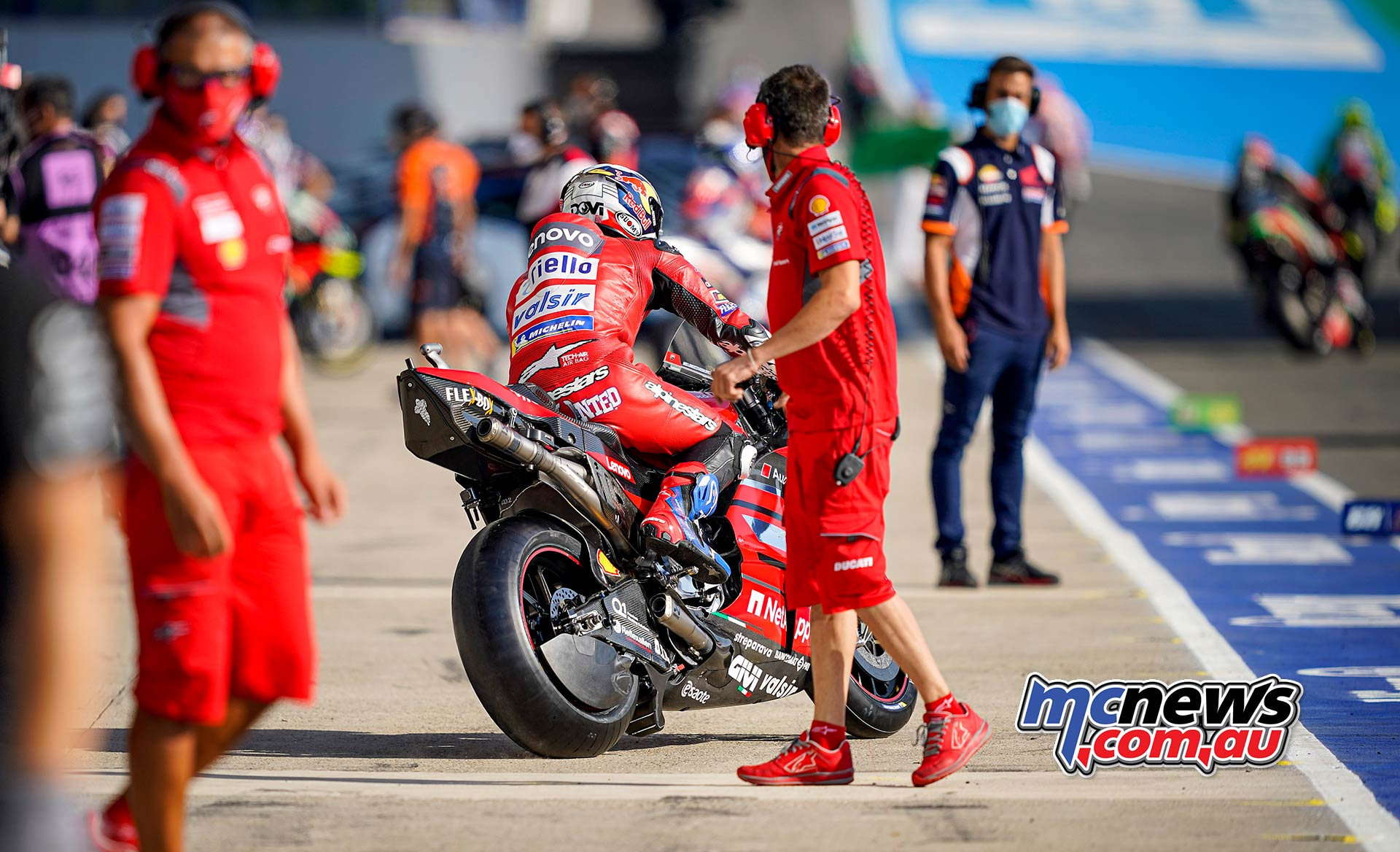 MotoGP: Dovizioso Beats Marquez By 0.023s To Win 2019 ... |Motogp