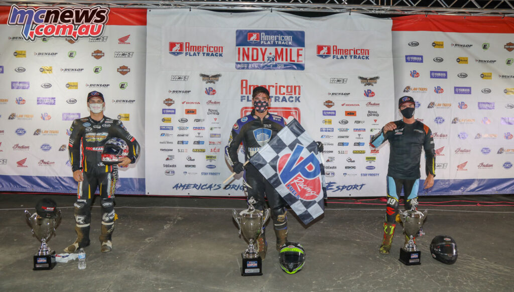 1) Ben Lowe 2) James Rispoli 3) Chad Cose