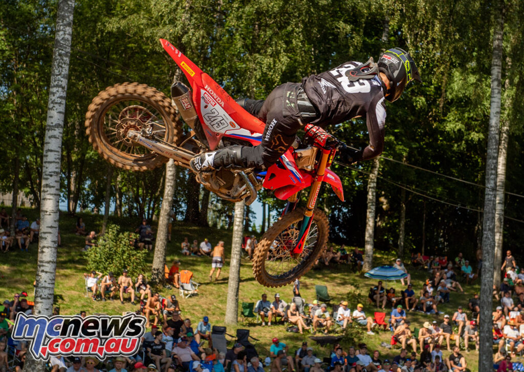 Tim Gajser - 2020 MXGP of Latvia