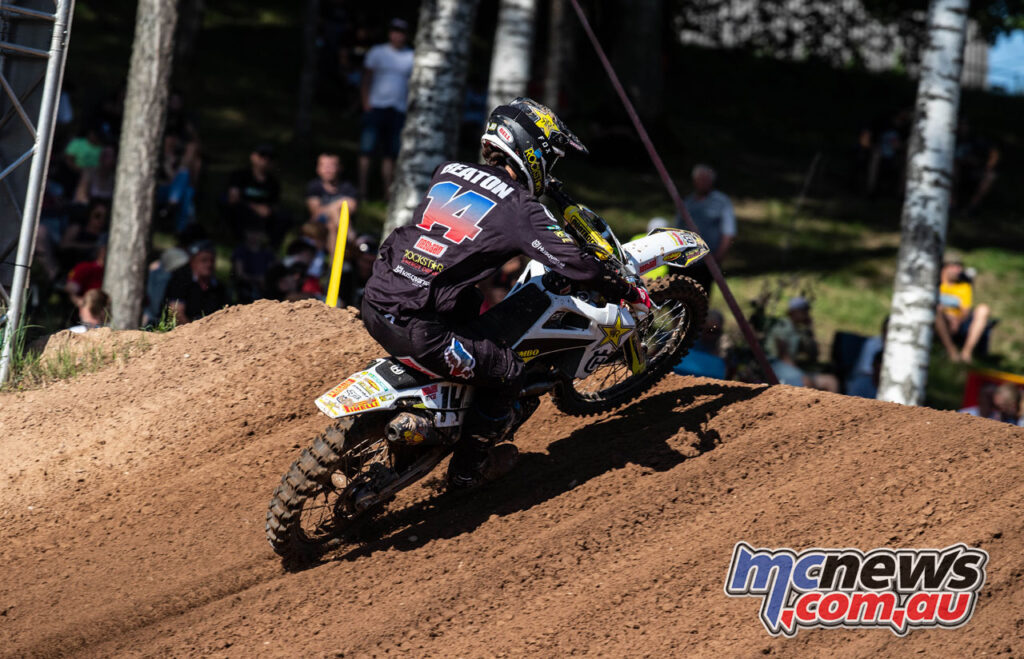 Jed Beaton - 2020 MXGP of Latvia