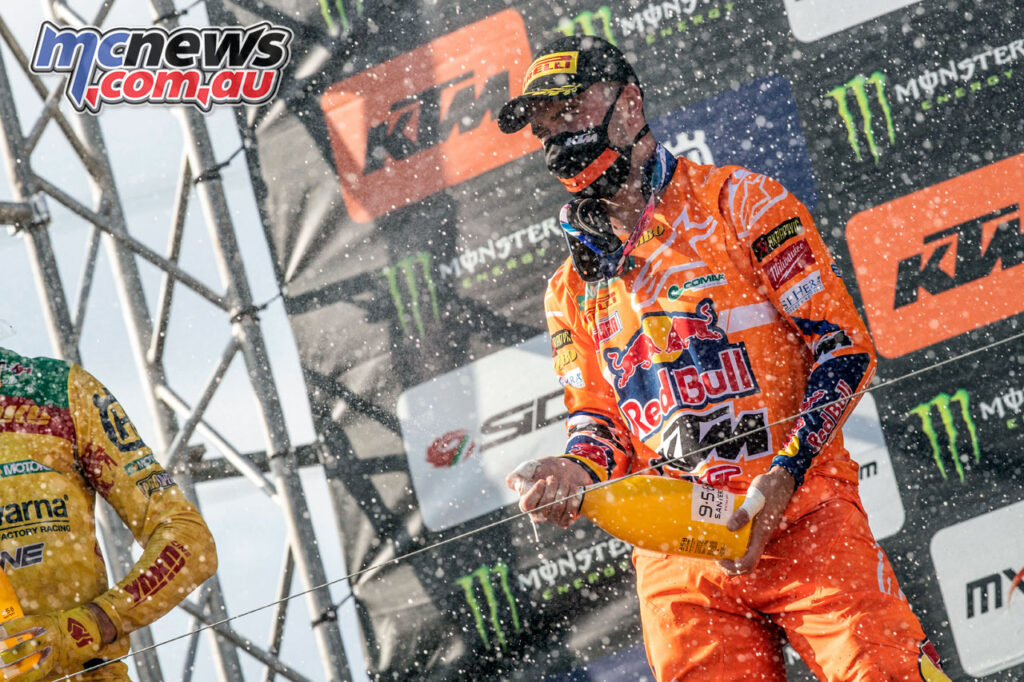 Jeffrey Herlings - Image by Juan Pablo Acevedo