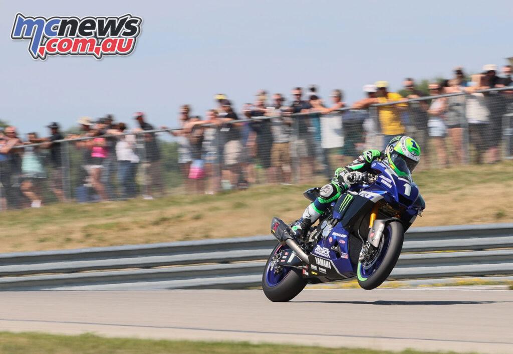 Cameron Beaubier - 2020 MotoAmerica Round 4, Pittsburgh