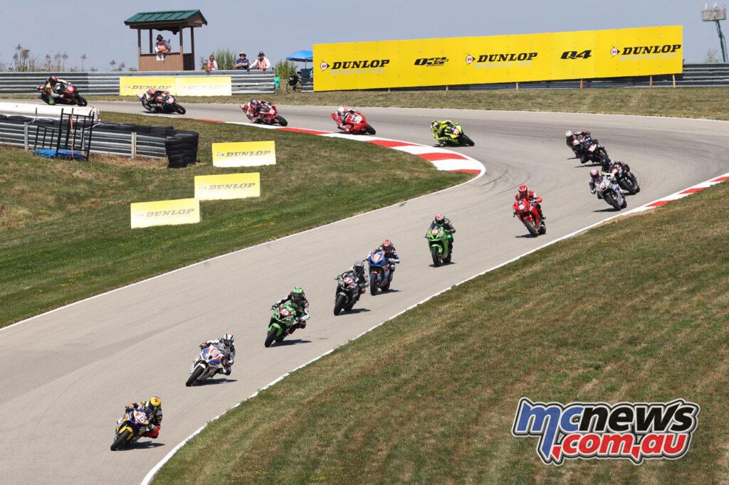 Cameron Petersen - 2020 MotoAmerica Round 4, Pittsburgh