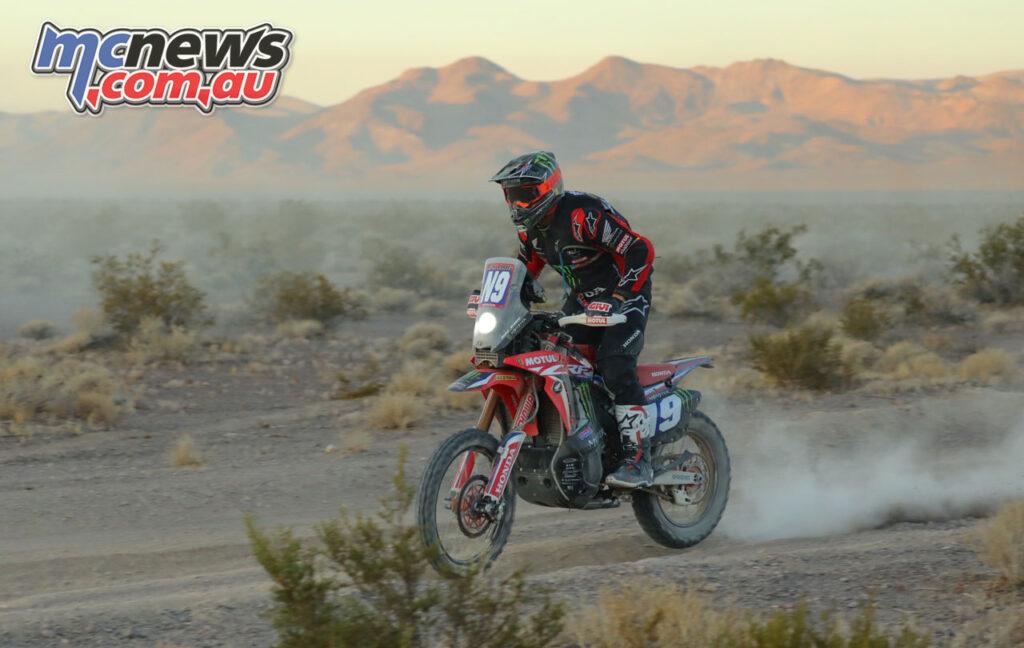 Ricky Brabec - 2020 Vegas to Reno