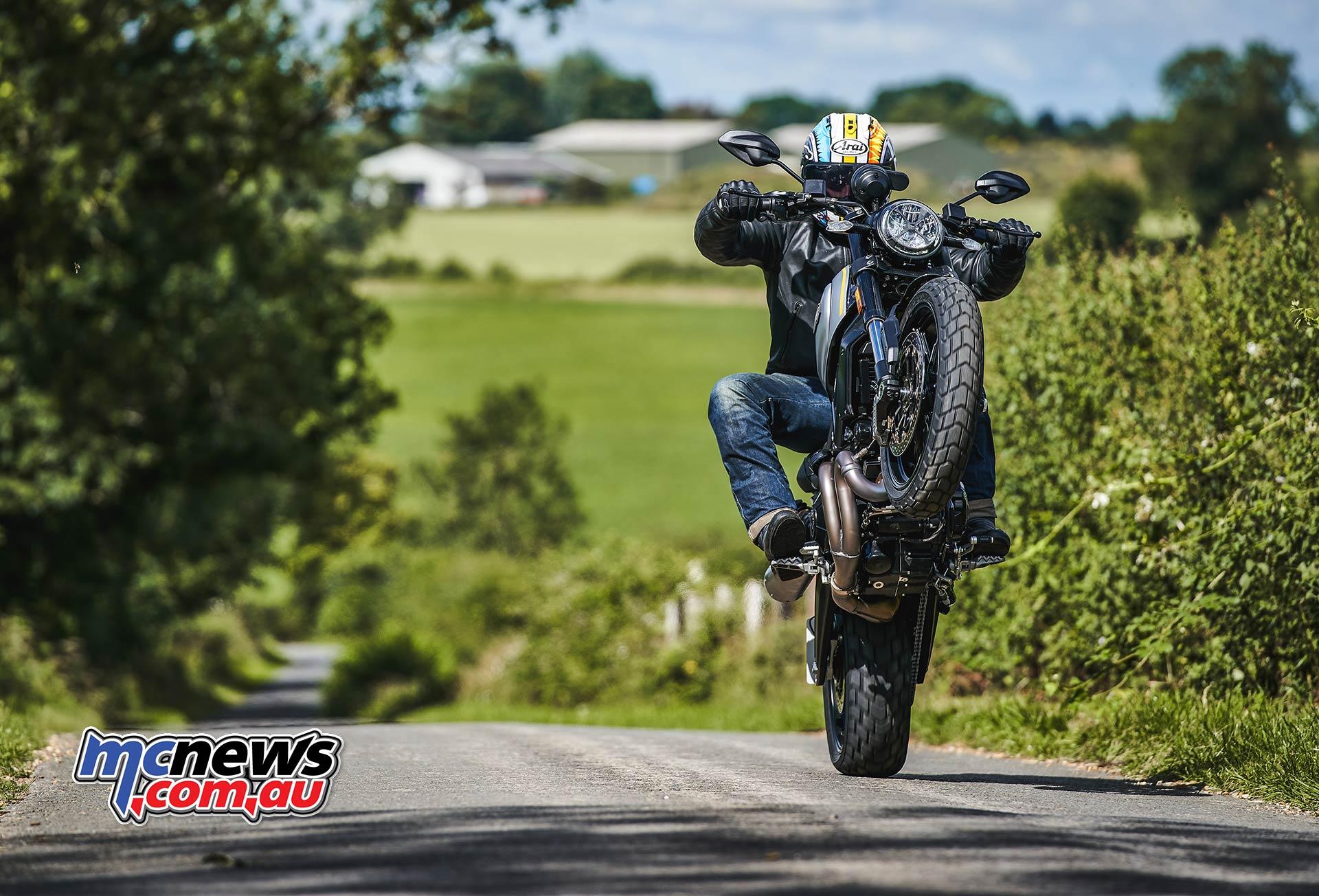 2021 Ducati Scrambler 1100 Pro