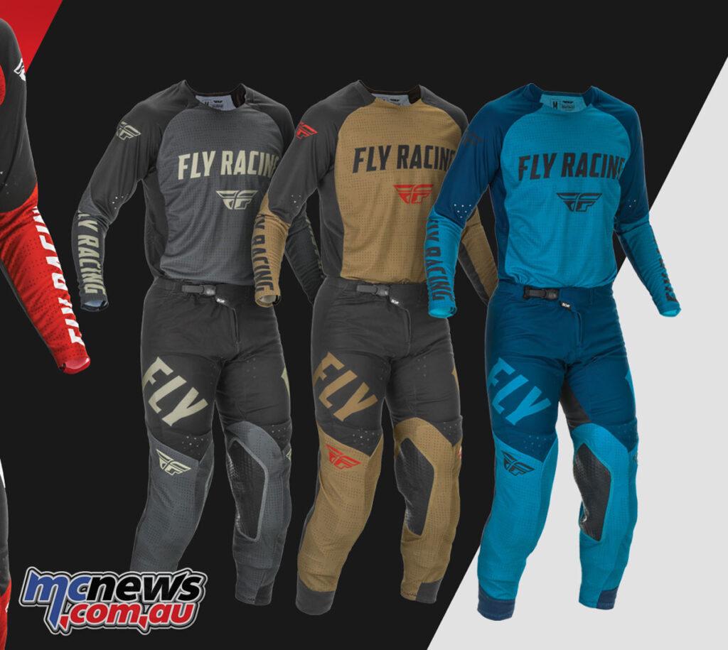 2021 Fly Racing Evolution DST Racewear