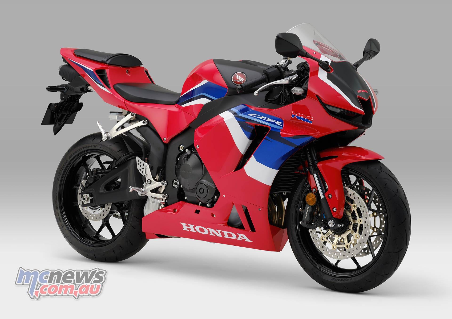 2021 honda cbr600rr full reveal | motorcycle news, sport