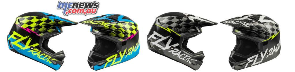 Fly Racing Kinetic helmet