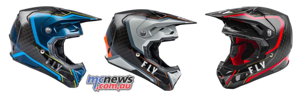 2021 Fly Racing Formula Carbon Helmet