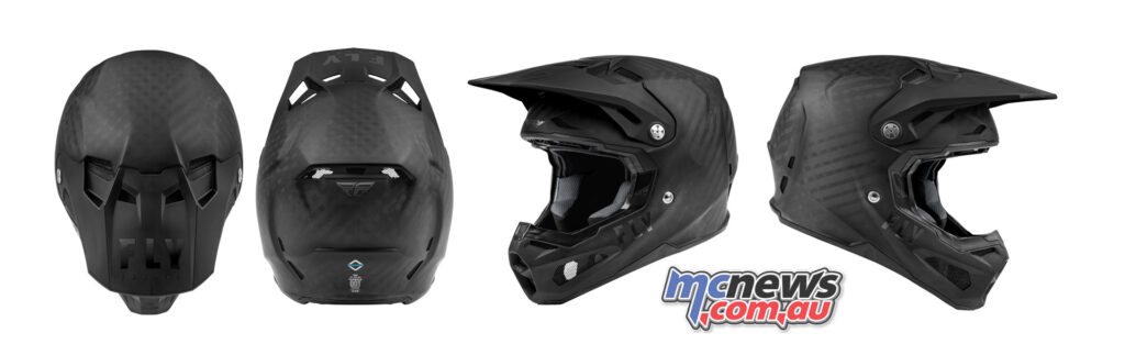 2021 Fly Racing Formula Carbon Helmet