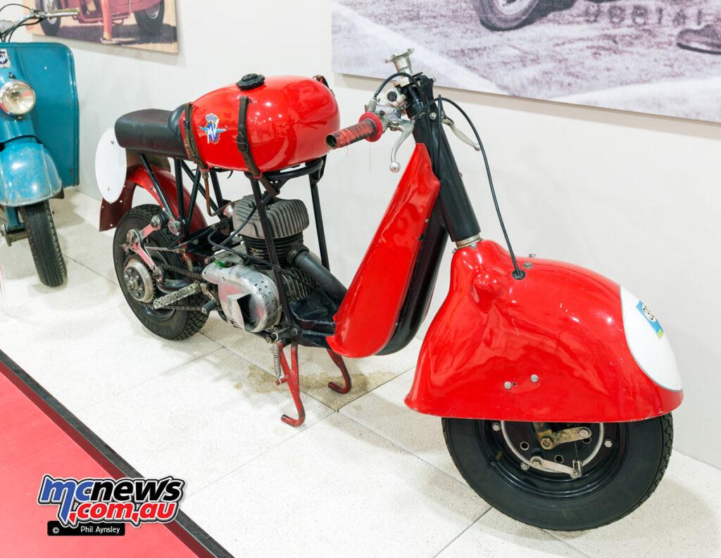1950 MV Agusta 125 Competizione