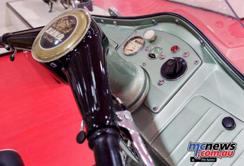 1954 Honda Juno K