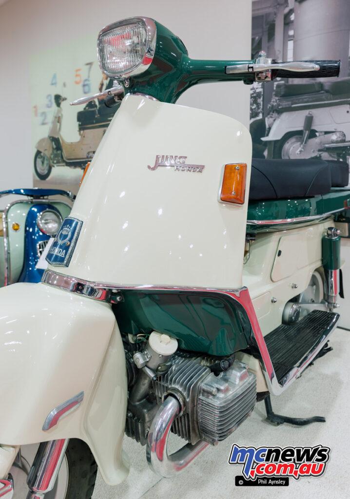 Honda Juno M80/M85
