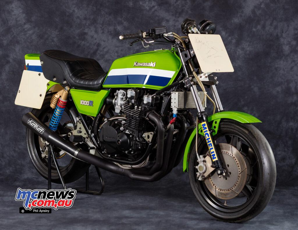 Kawasaki's KZ1000 S1 Racer