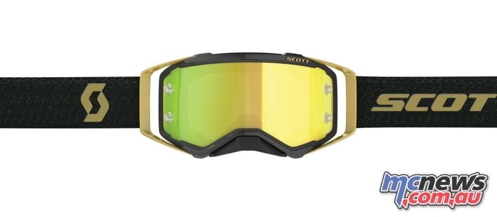 Scott Gold Edition Prospect Goggle