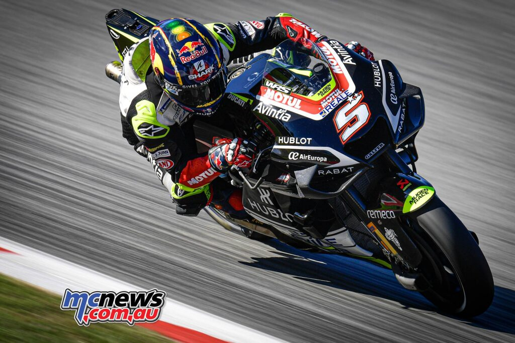 Johann Zarco has qualified sixth, which is his best qualifying result since he was third in Styria, although there he started from pitlane due to a penalty. This is his best qualifying result in Catalunya since he stepped up to MotoGP in 2017.