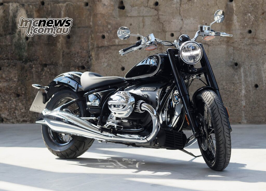 BMW R 18 makes 158 Nm of torque at 3000 rpm