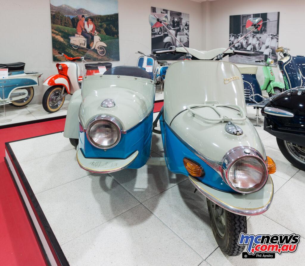 CZ Cezeta scooter