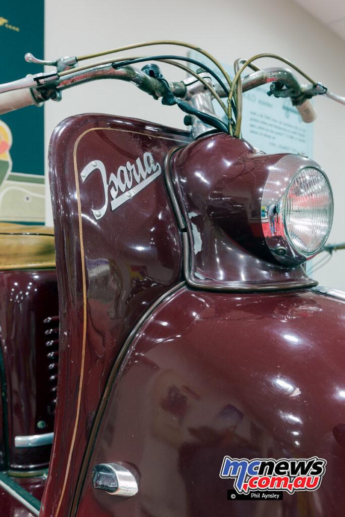 1953 Goggo 200 De Luxe