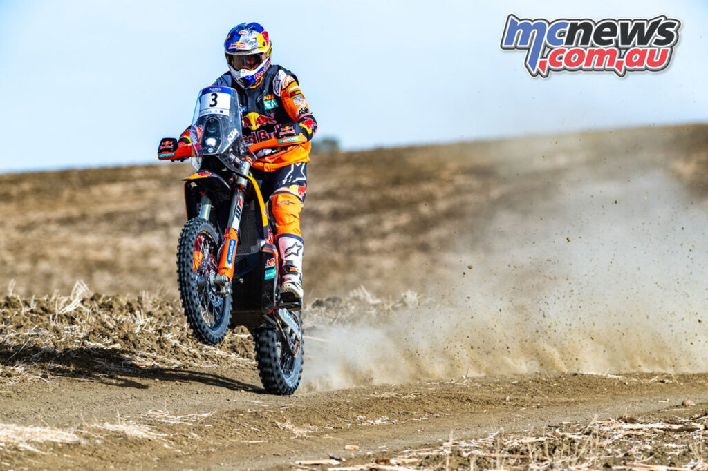 Toby Price - Image by Rally Zone