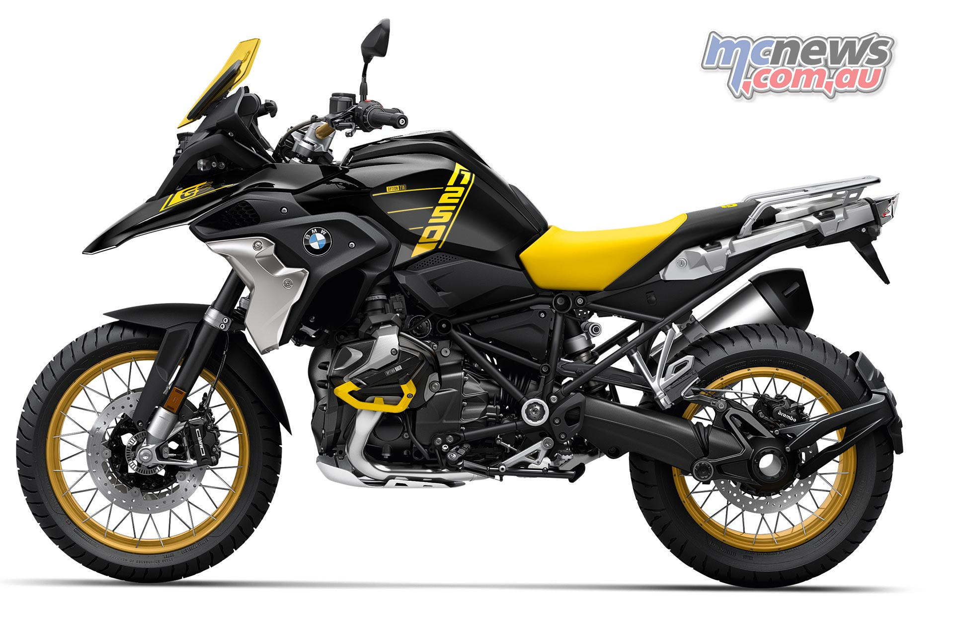 BMW celebrate 40 years of GS with special editions ...