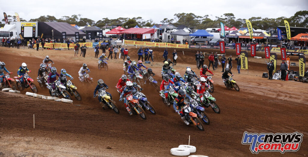 ProMX announced by Motorcycling Australia