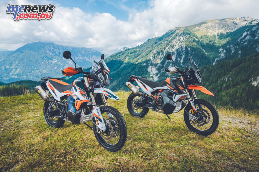 KTM unveil the 2021 890 Adventure R and 890 Adventure R Rally Special Edition