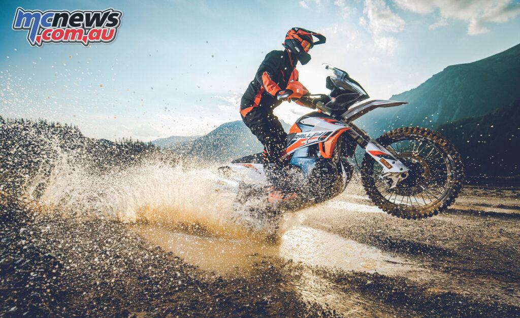 2021 KTM 890 Adventure R Rally Special Edition