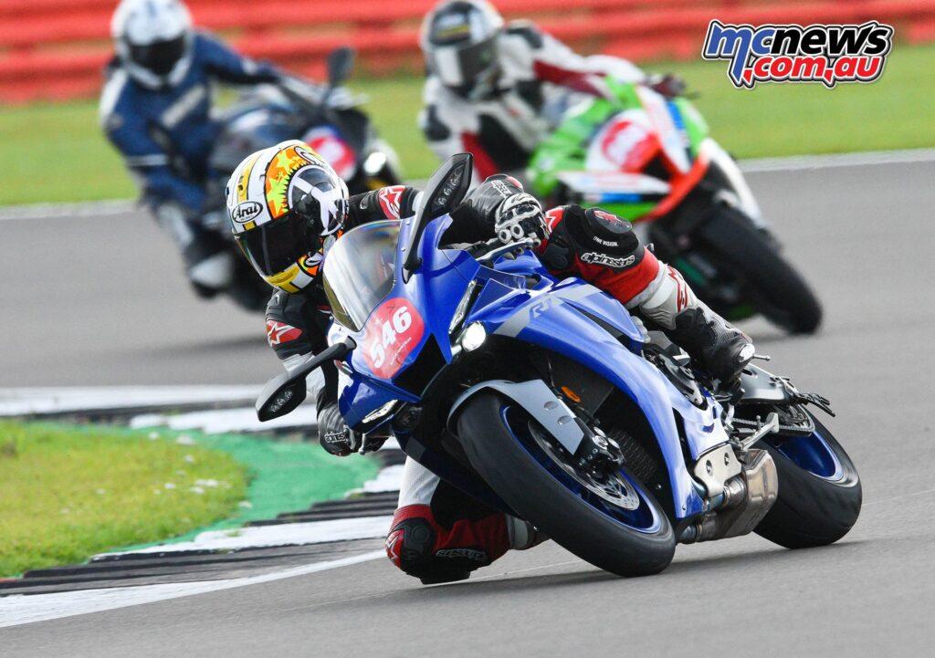 Yamaha YZF-R1 Electronics/Rider Aids Test