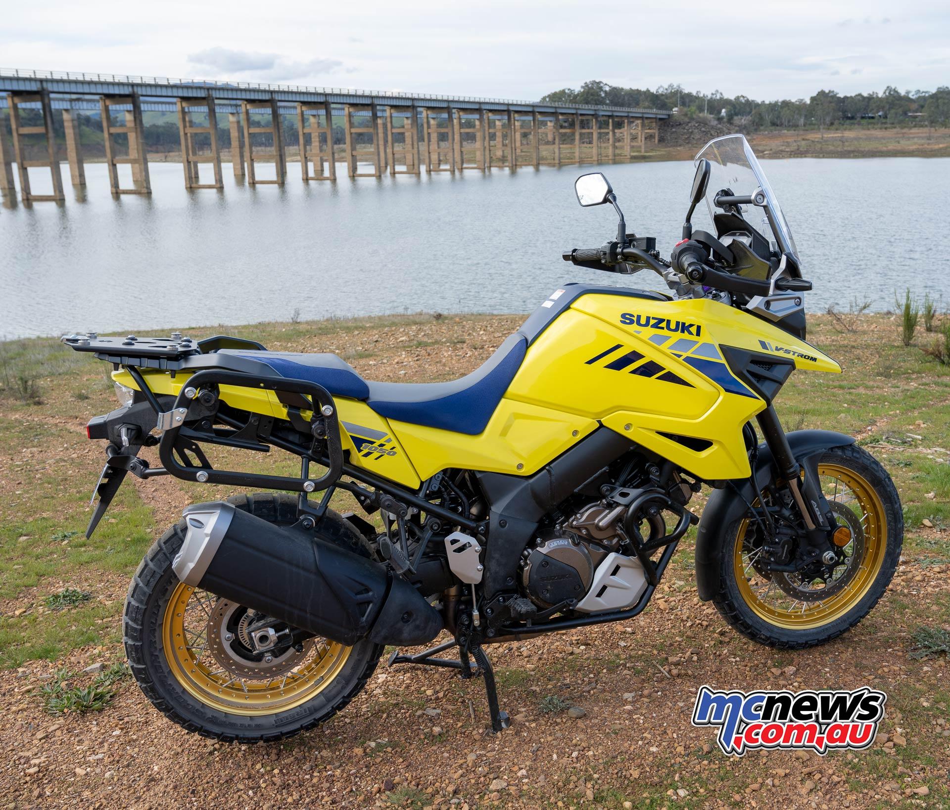 SUZUKI V-STROM 650XT - Australian Motorcycle News