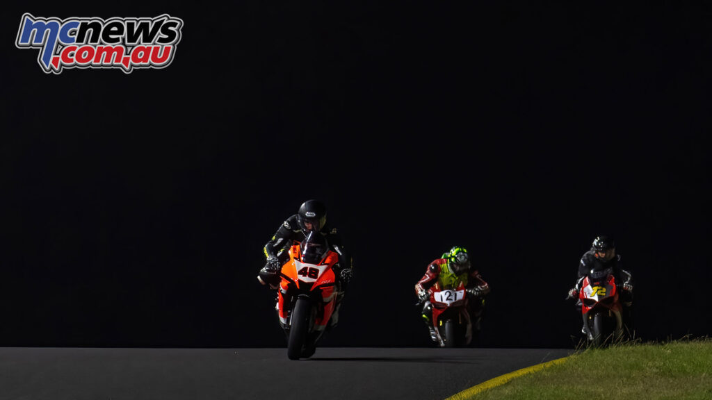 2020 St George Summer Night Series Round 1 - Sydney Motorsport Park - Image by Half Light Photographic