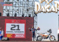 Daniel Sanders kicked off his Dakar efforts with third in the prologue - Image by Rally Zone