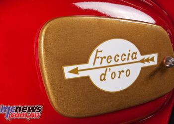 1963 Atala Freccia D'oro (Golden Arrow)