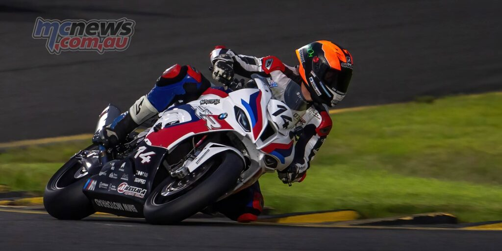 Glenn Allerton dominates at St George Summer Night Round Two - Image by Half Light Photographic