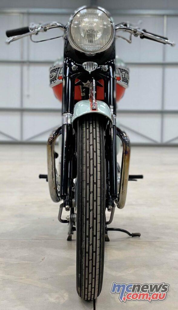 The original T120 cut a very slim profile