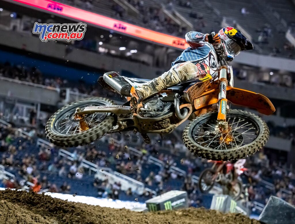 Cooper Webb - Image by Jeff Kardas