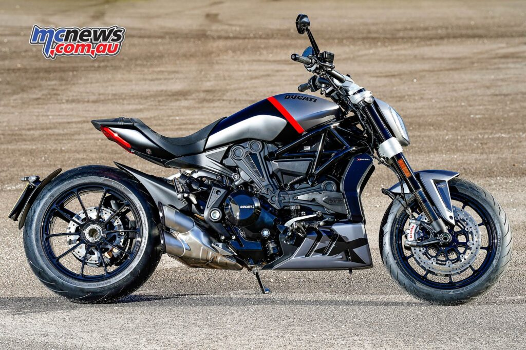 The 2021 Ducati XDiavel took an already great package and further improved it...
