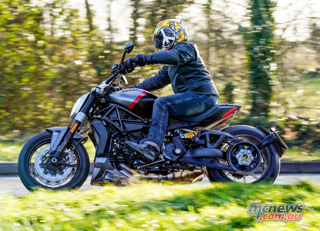The XDiavel Black Star is a special machine, but comes with a price to match...
