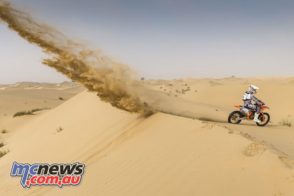 Sam Smith - 2021 FIM Baja - Image by RallyZone